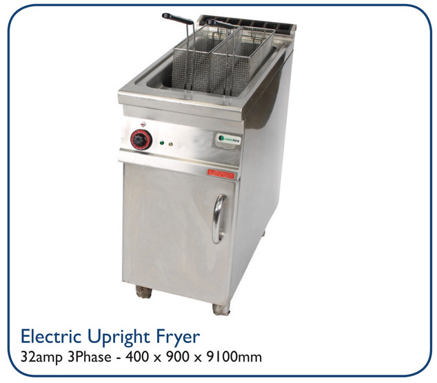 Electric Upright Fryer