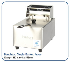 Benchtop Single Basket Fryer
