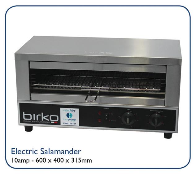 Electric Salamander