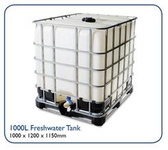 1000L Freshwater Tank