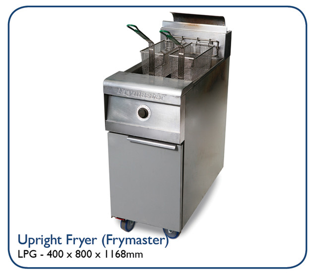 Uprigh Fryer (Frymaster)