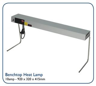 Benchtop Heat Lamp