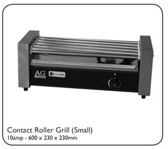 Contact Roller Grill (Small)