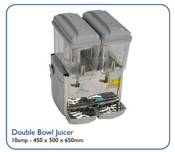 Double Bowl Juicer