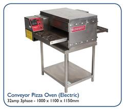 Conveyor Pizza Oven (Electric)