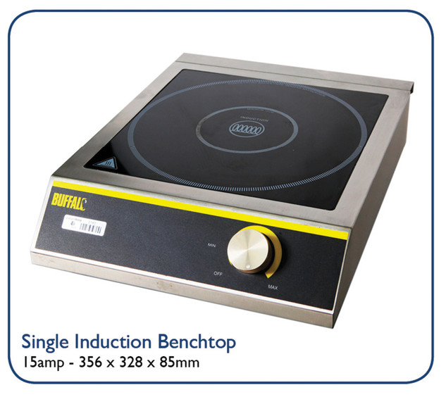 Single Induction Benchtop