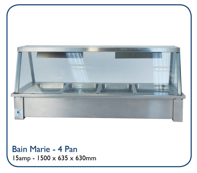 Bain Mrie - 4 Pan