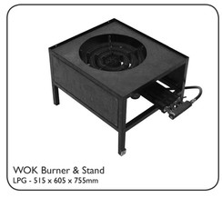 Wok Burner & Stand