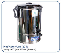 Hot Water Urn (20lt)