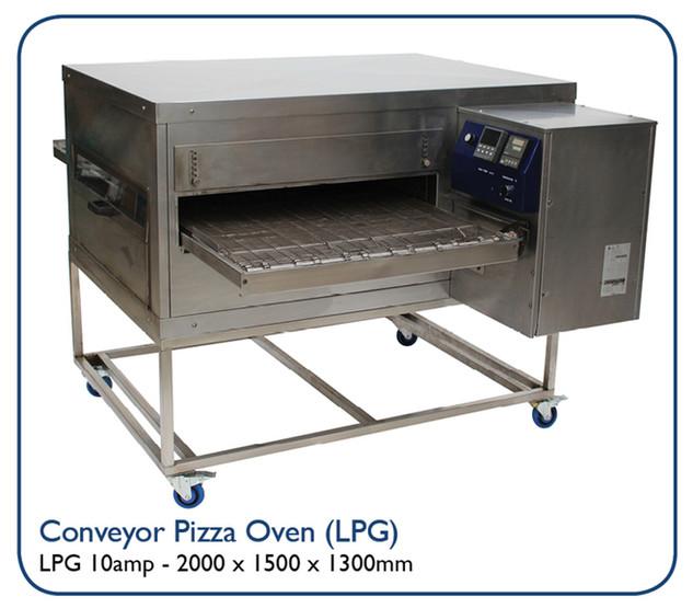 Conveyor Pizza Oven (LPG)