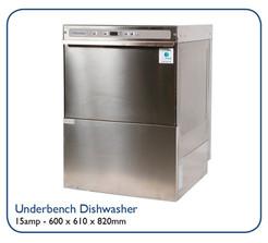 Underbench Dishwasher
