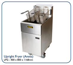 Upright Fryer (Anets)
