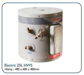 Electric 25L HWS