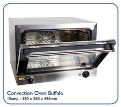 Convection Oven Buffalo