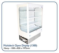 Multideck Open Display (1300)