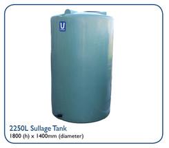 2250L Sullage Tank