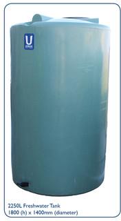 2250L Freshwater Tank