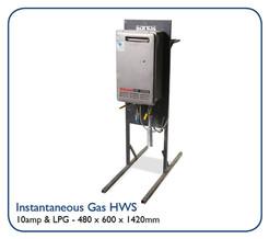 Instantaneous Gas HWS