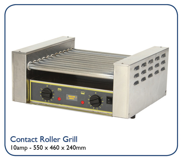 Contact Roller Grill
