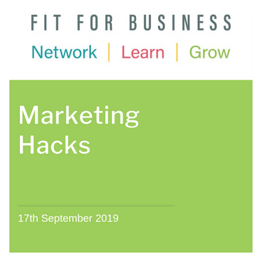 Fit For Business | Marketing