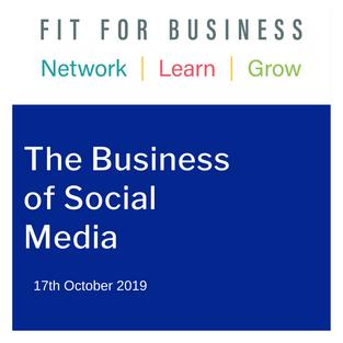 Fit For Business   Social Media