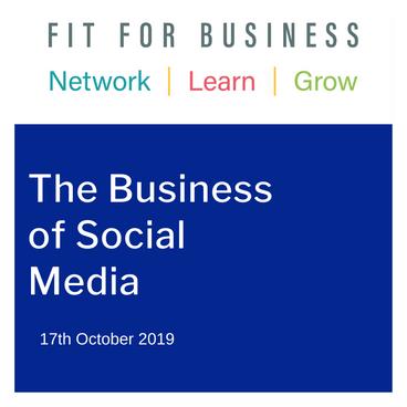 Fit For Business | Social Media