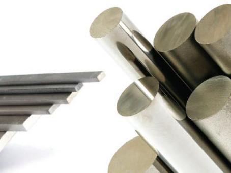 Estos son los metales más usados en las Herramientas de Corte