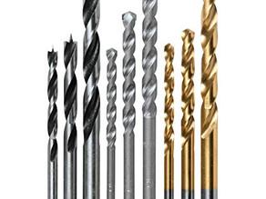 Tipos de brocas de corte para metal