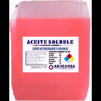 Aceite Soluble Semi-Sintético 5Lts.