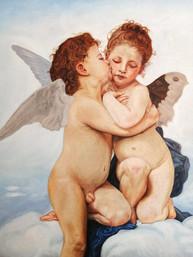 Taller de pintura al óleo Alumna Silvia Girón Óleo sobre lienzo