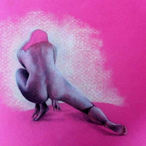Desnudo en rosa