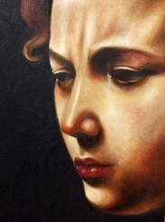 Taller de técnicas de pintura Alumna Brenda Sánchez Óleo sobre tela