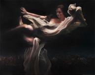 Taller de pintura al óleo Alumno Israel Ávila Óleo sobre lienzo