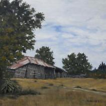 Paisaje rural, Rapel Chile