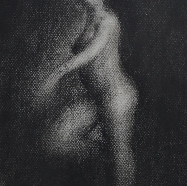 Estudio de dibujo de George Seurat
