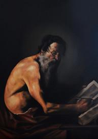 Taller de pintura al óleo Alumna Óleo sobre lienzo