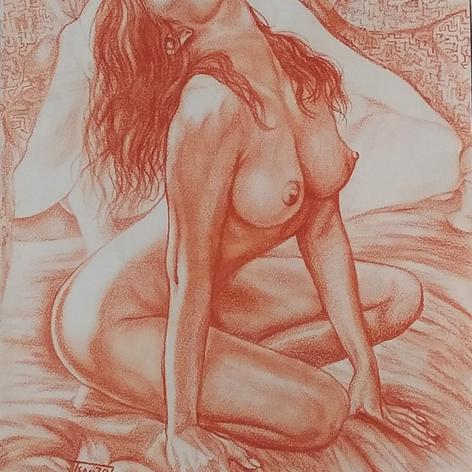Pamela desnuda