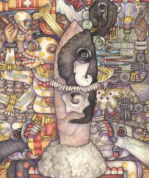 Fantasía Mexicana Entre la Vida y la Muerte