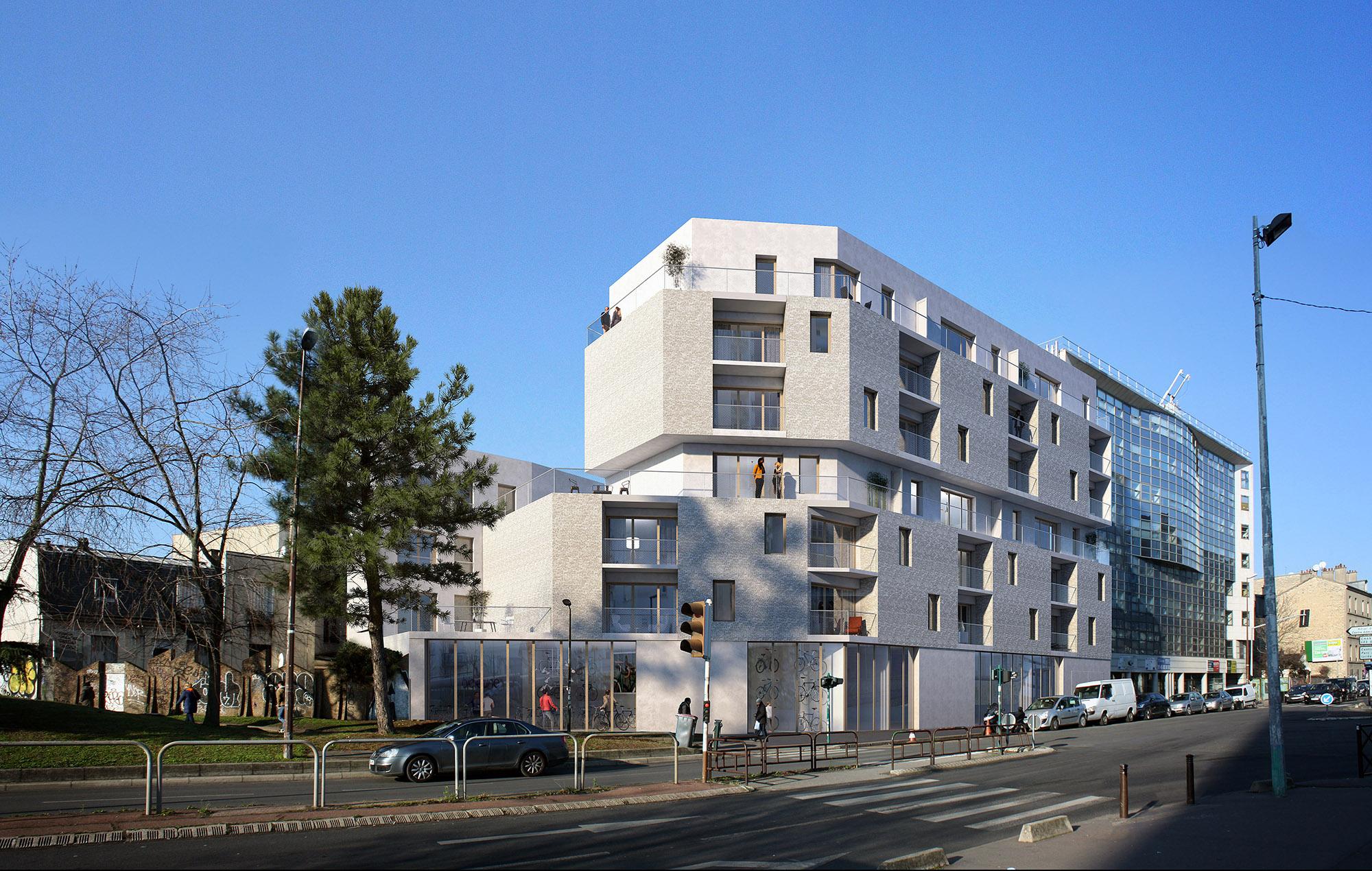 Compact Atelier d'Architecture & d'U