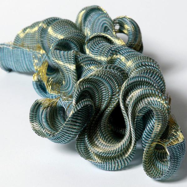 textile art by Sarah May Johnson