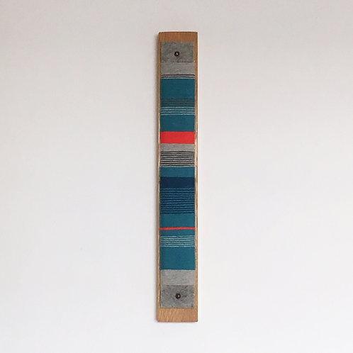 Kingfisher. Yarn wrap. Medium