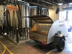 Bierdrop Trailers Brewery Event