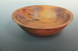 Unk wood bowl