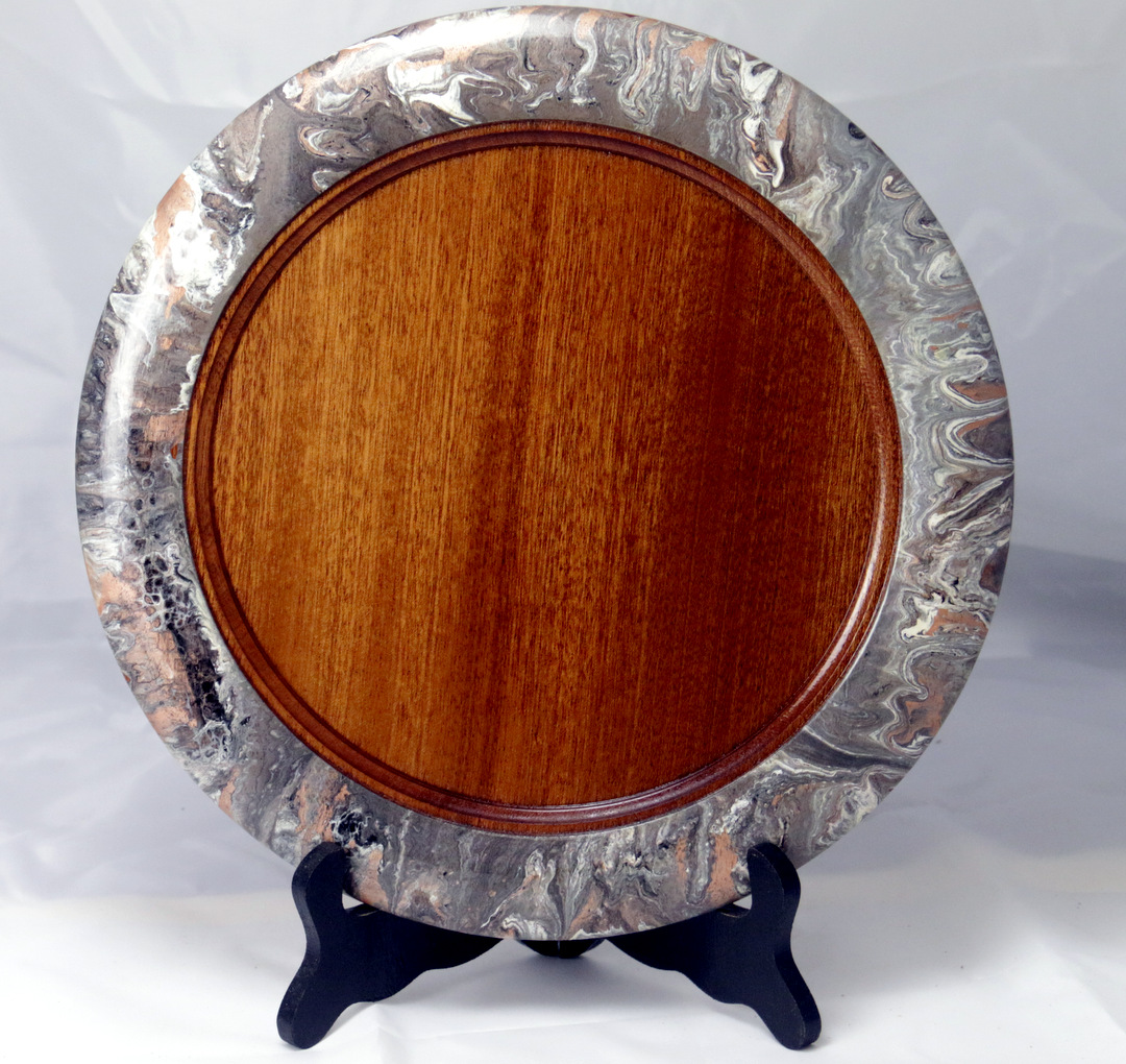 Granite Illusion Platter