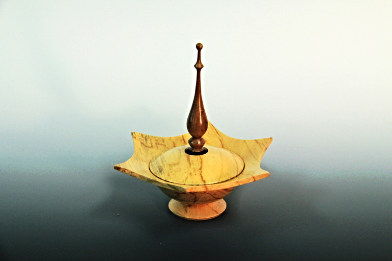 star finial box