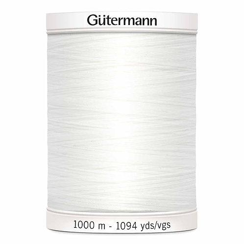 Gütermann Sew-All Thread 1000m - 020 White