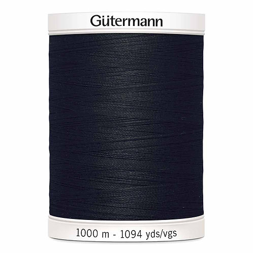Gütermann Sew-All Thread 1000m - 010 Black