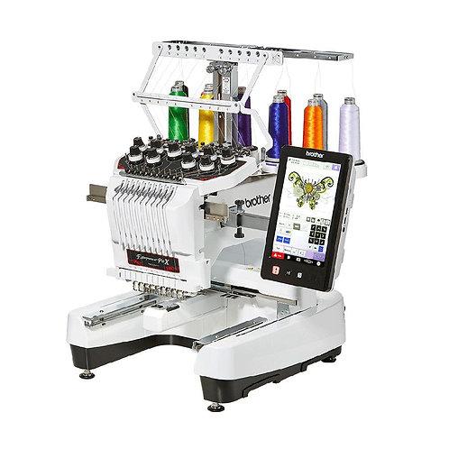 PR1050X Entrepreneur® Pro X 10-Needle Embroidery Machine