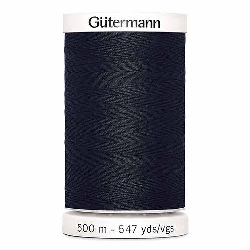 Gütermann Sew-All Thread 500m - 010 Black