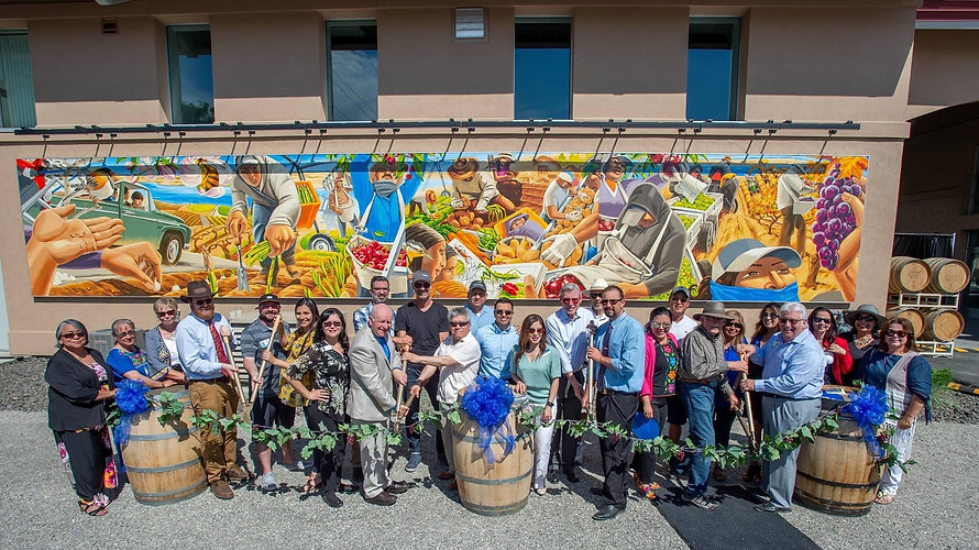 latino heritage mural group picture.jpg